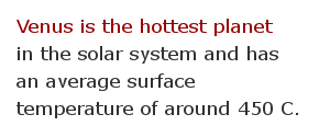 Astronomy space facts 18