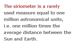 Astronomy space facts 2