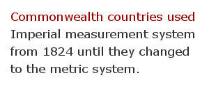 Capacity measurement facts 39