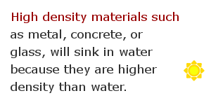 Density measurement facts 7